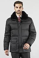 Куртка мужская с пухо-перьевым наполнителем