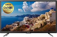 """Телевизор 24"""" SHARP LED LC-24CHG6132E Smart TV,DVB-T2, DVB-C, DVB-T, DVB-S2, DVB-S"""