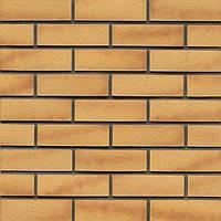 Клинкерный кирпич MUHR 02 Желтый Пестрый, фото 1