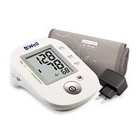 Тонометр Автоматический измеритель артериального давления B.Well PRO-35 M-L с чехлом и адаптером