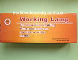 Світильник-переноска світлодіодний, з підвісом і магнітом, довжина кабелю - 5 метрів, фото 4