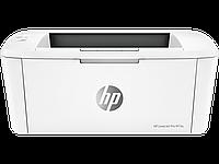 Принтер лазерний HP LaserJet Pro M15A, фото 1