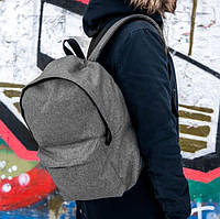 Уличный рюкзак мужской mod.StuffBox серый