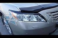 Реснички на фары Toyota Camry 2006-2011