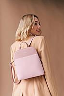 Практичный небольшой женский рюкзак на молнии