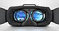 3D Окуляри шолом з пультом джойстиком для віртуальної реальності VR Box Glasses 2.0, фото 5