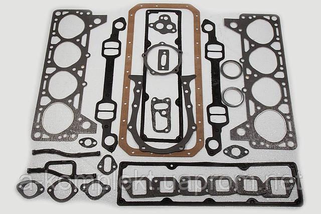 Набор прокладок двигателя (полный) Урал-375 (арт.1961)