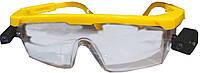 Очки защитные Mastertool - LED поликарбонатное стекло