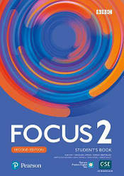 Focus Second Edition 2 Student's Book