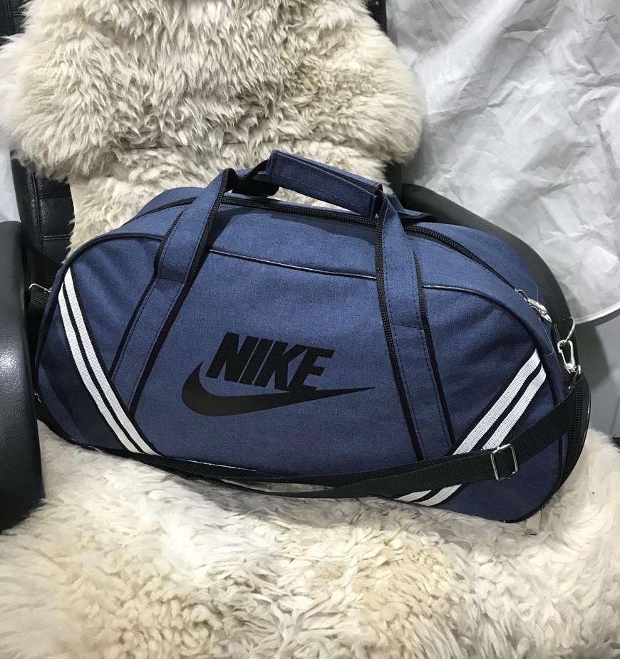 Дорожная сумка мужская спортивная Найк Nike среднего размера