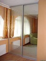 Шкаф-купе в спальню классик
