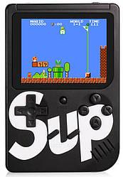 Ретро игровая приставка (Игровая консоль) Game Box sup 400 игр в 1 Black