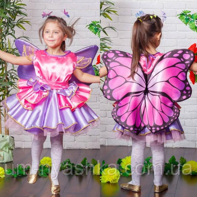 карнавальный костюм бабочки феи винкс winx