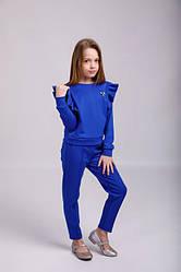Красивый костюм для девочки Милана  р.128-146