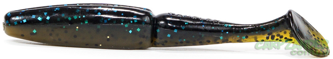 "Силикон Gambler Little EZ 3.75"" Black Blue Green Pumpkin"