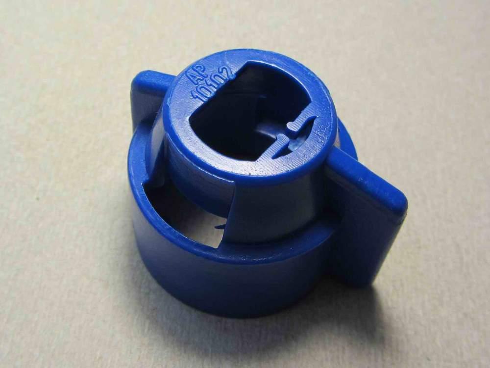 Ковпачок форсунки обприскувача малий (синій)