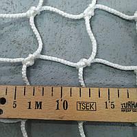 Сетка оградительная капроновая  D 3,5 мм. Ячейка 7,5 см. заградительная, для спортзалов, стадионов., фото 1