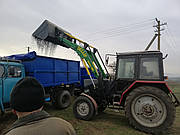 Навантажувач на трактор МТЗ ЮМЗ КУН Делліф Стронг 1800