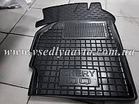 Передние коврики Chery QQ (Автогум AVTO-GUMM)