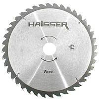 Диск пильный по дереву 300 х 32 мм, 48 зубьев, Haisser (16476)