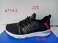 Кросівки підліткові Fila оптом (36-40)
