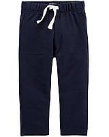 Синие трикотажные штаны ОшКош для мальчика