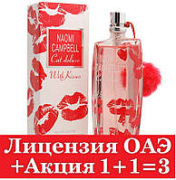Cat Deluxe With Kisses Naomi Campbell 75мл  Наоми Кембл Кэт ДелЛюкс Виз Киссес