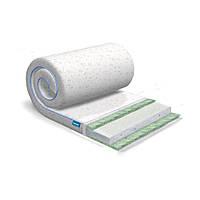 Тонкий матрас-топпер Usleep Sleeproll Air Comfort 3+1 Bamboo (без поролона)