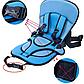 Бескаркасное детское автокресло Multi Function Car Cushion, Детское автокресло бескаркасное 9-18 кг (1-6 лет), фото 8