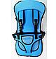 Бескаркасное детское автокресло Multi Function Car Cushion, Детское автокресло бескаркасное 9-18 кг (1-6 лет), фото 7