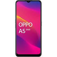 """Смартфон OPPO A5 2020 Black 6,5""""  3/64Gb Snapdragon 665, 4 камеры, 5000мАч, NFC"""