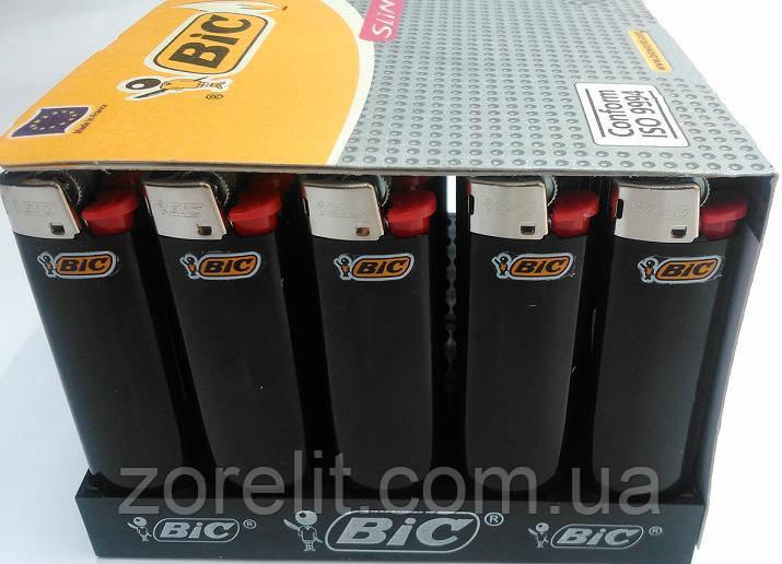 Запальнички BIC J3 міді чорна