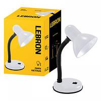 Лампа настольная с клипсой LEBRON L-TL E27 40W