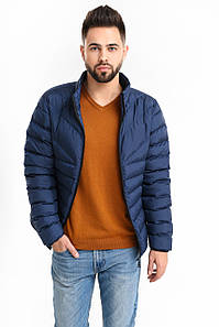 """Мужская куртка пуховик """"B1 King"""" , ультра легкая демисезонная модель евро зима, спортивный стиль"""