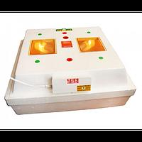 """Инкубатор  """"Квочка"""" МИ-30-1-С (ручний переворот, спиртовий терм,ламповий нагр., вентилятор)"""