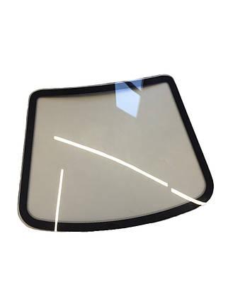 TM-283 Модель ветрового стекла - curved windshield glass, 31 x 24 cm, фото 2