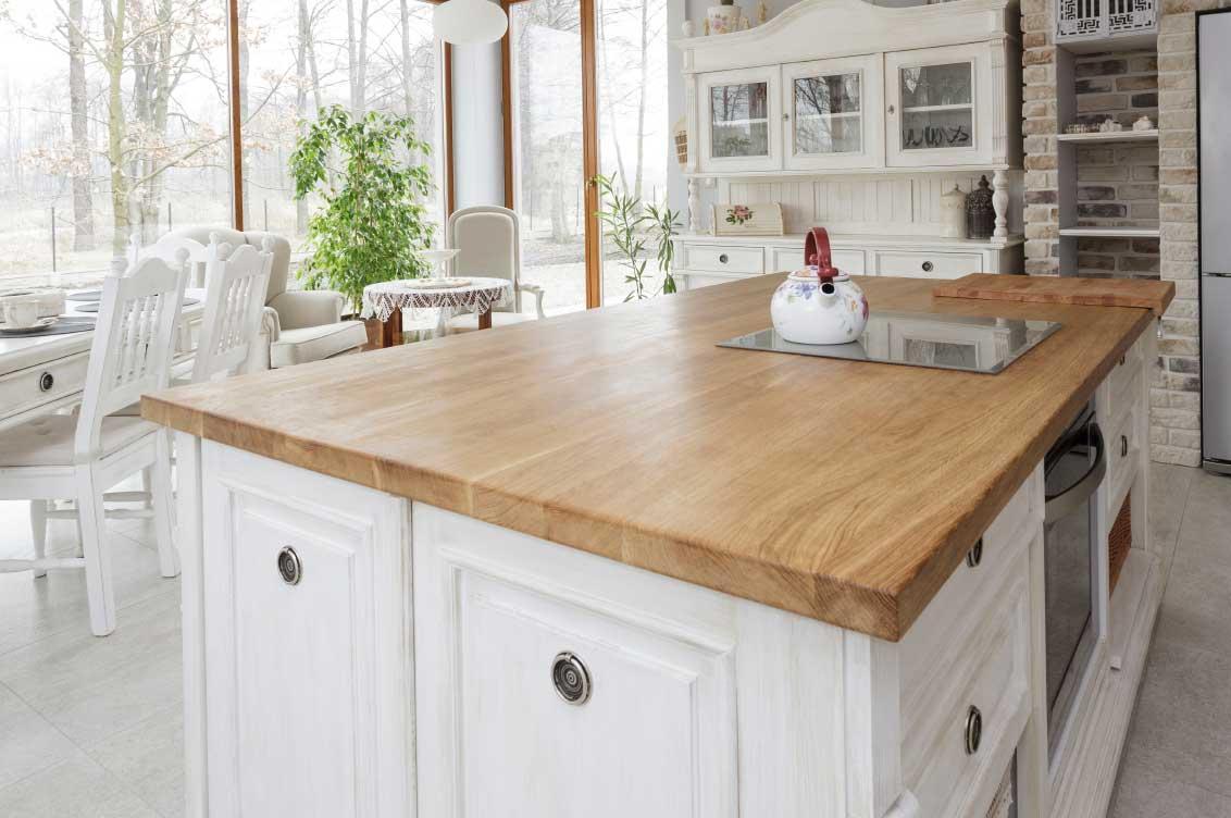 Деревянная столешница для кухни любой размер