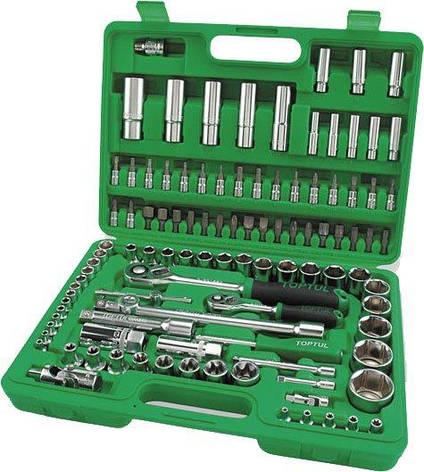 Набор инструментов 108 предметов Toptul GCAI108R, фото 2