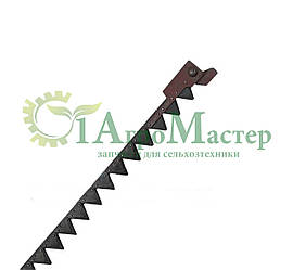 Нож режущего аппарата жатки НИВА коса 5 метров Р232.10.000