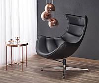Кресло LUXOR черный (Halmar), фото 1
