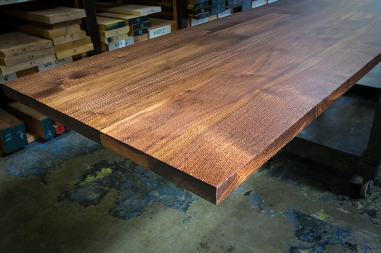 Деревянная столешница для стола массив ясена