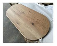 Столешница для барной стойки из массив дерева