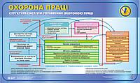 Структура системи управління охороною праці.0,6х1,0