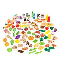 Игровой набор Tasty Treat Pretend Food Set (115 предметов) KidKraft 63330