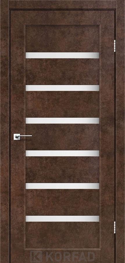 Двери Korfad PR-01 Арт бетон