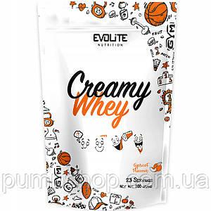Сывороточный кремовый протеин Evolite Nutrition Creamy Whey 700 г