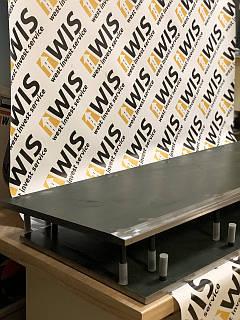 Вигладжуючі плити TUTAN VB 78 до асфальтоукладача