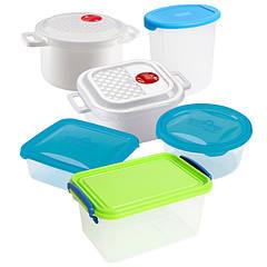 Пищевые пластиковые контейнеры