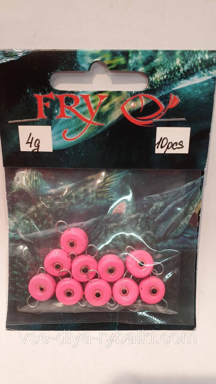 Груз ушастик-таблетка Pink 12г