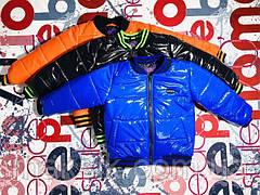 Демисезонная куртка БОМБЕР МОНКЛЕР р.116-146, фото 3